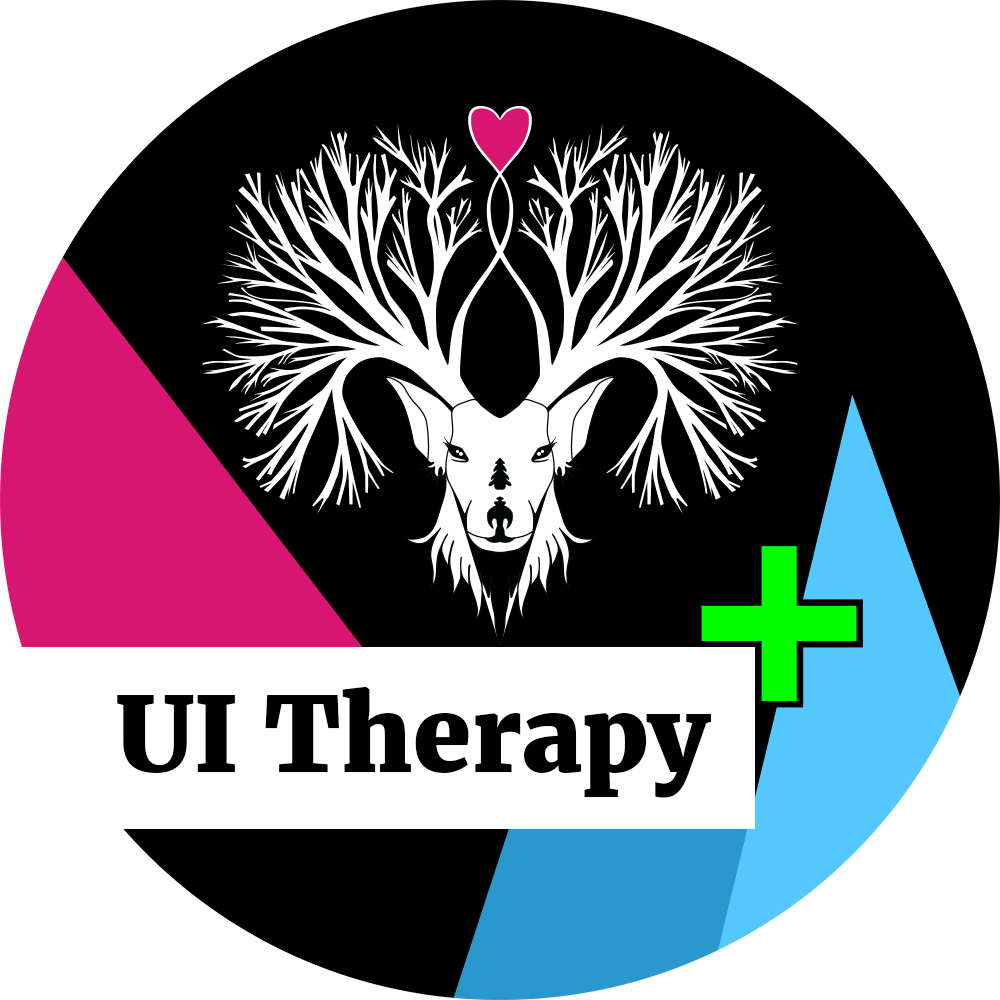 White Hart - UI Therapy Logo - Default